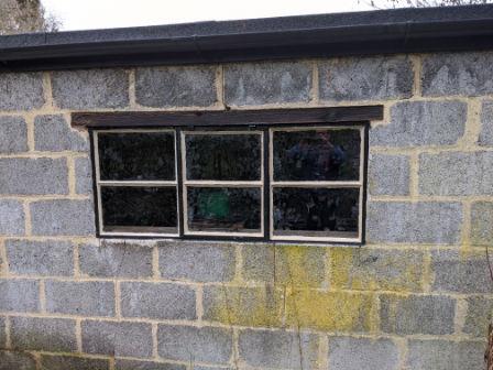 Garage Windows